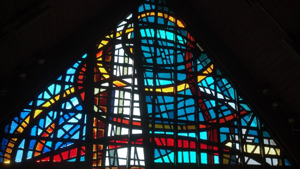Bethel sanctuary window